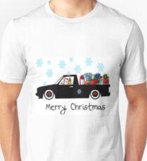 Santa caddy Unisex T-Shirt