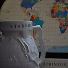 Robinson's World Coffee Cup by peterrobinsonjr