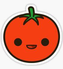 Cute tomato Sticker