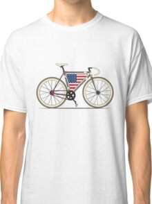 Love Bike, Love America Classic T-Shirt