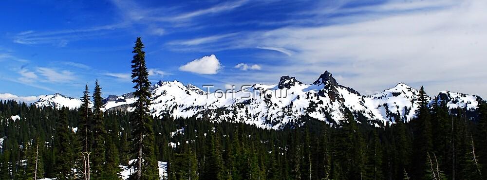 Tatoosh Range by Tori Snow