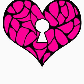 Open My Heart by TwistedRayne