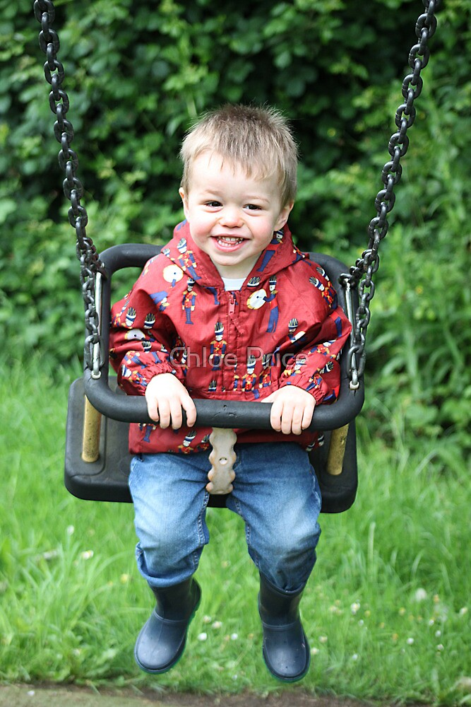 Swing! by Chloe Price
