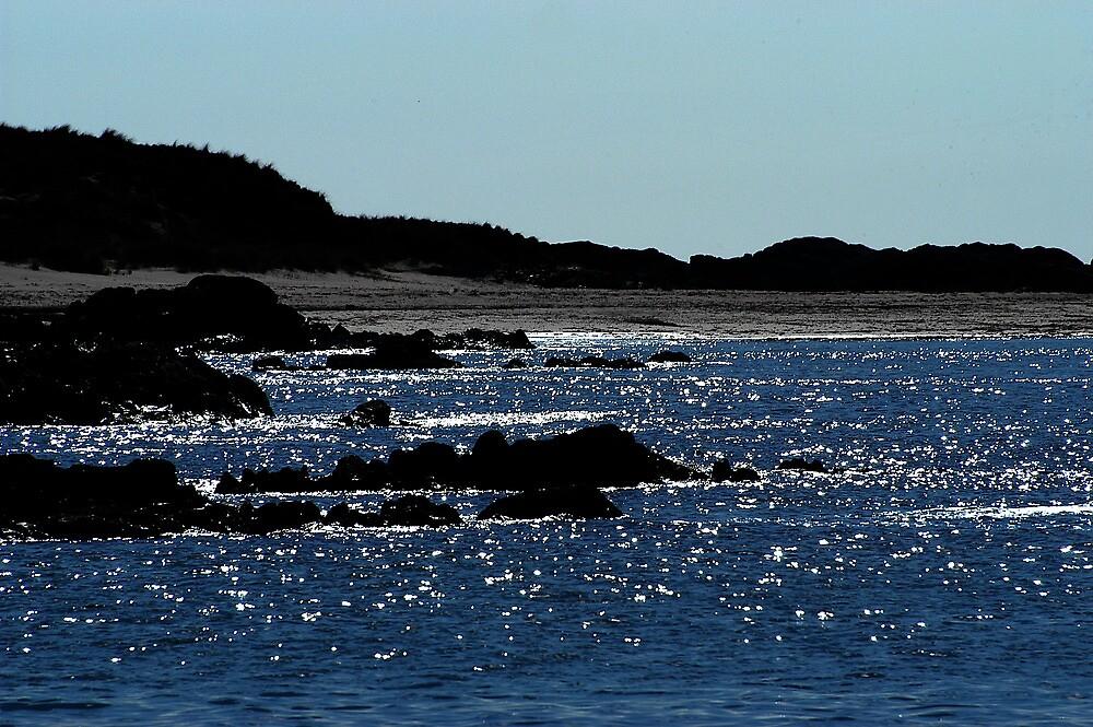 Glittering Sea Iona by photobymdavey