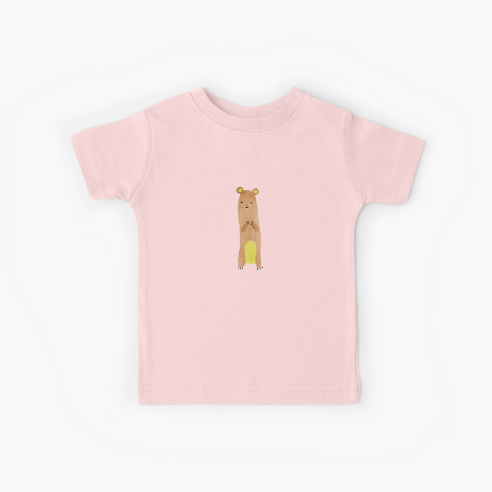Slewfoot the Grizzly Cub Kinder T-Shirt
