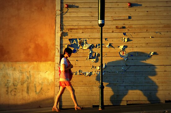 Roma, 19:19... by Jean-Luc Rollier