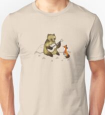 Bear & Fox Unisex T-Shirt
