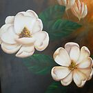 White Magnolias by patty123