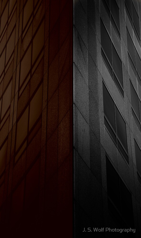 Building Edge by jswolfphoto