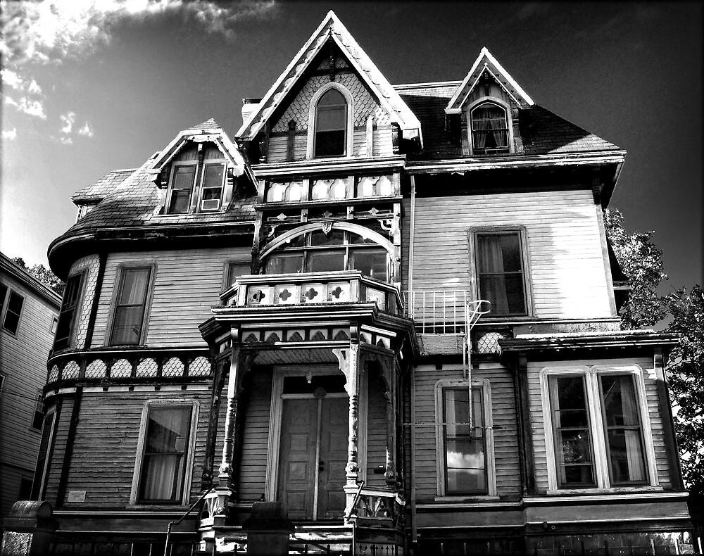 Old Dark House #1 by Brian Matus