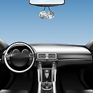Car Auto Dashboard by CroDesign