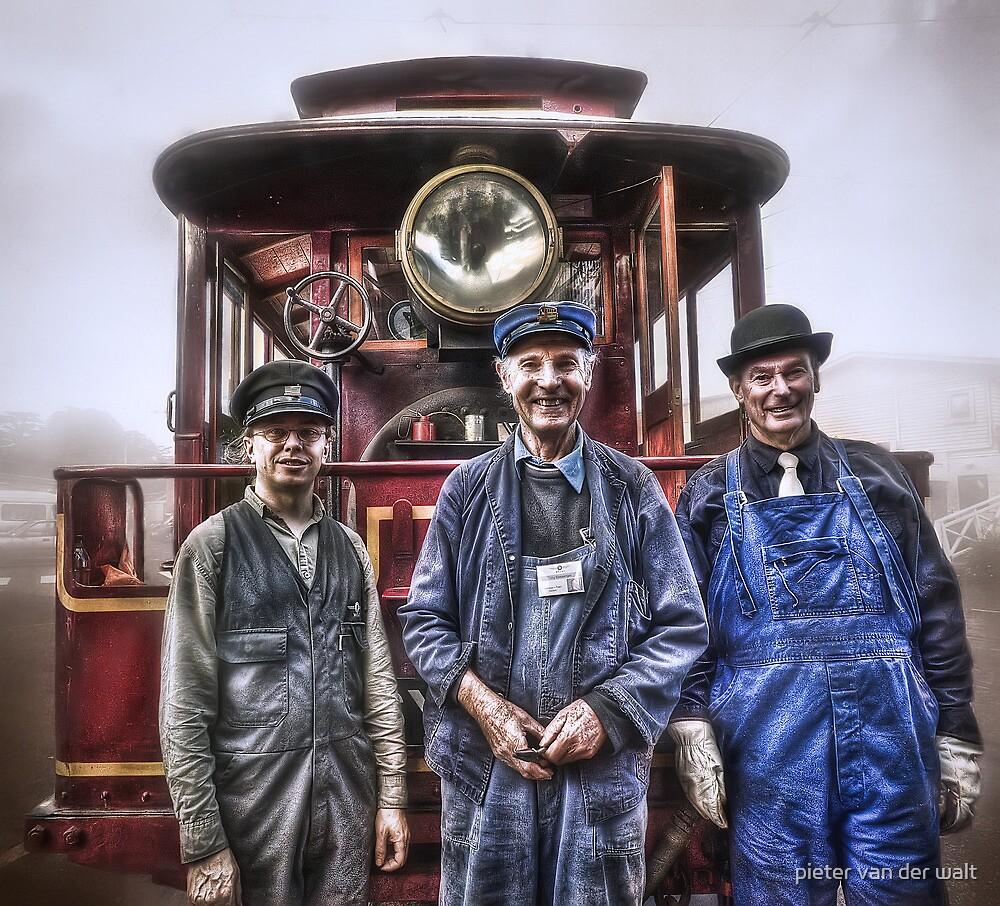 the lads by pieter van der walt