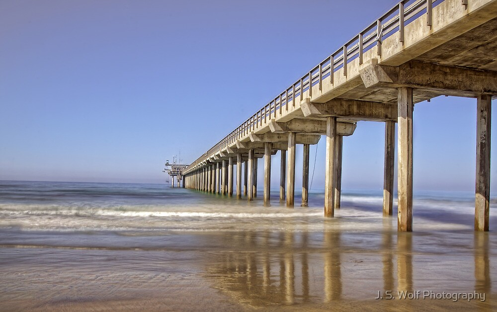 Scripps Long Way by jswolfphoto