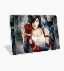 Tifa Lockhart FF7 Portrait Laptop Skin