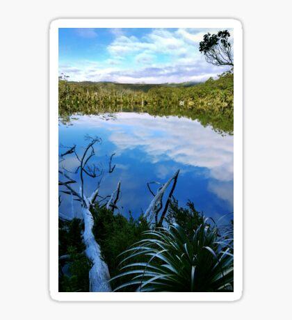 Lake Dobson Sticker