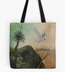 LANDSCAPE OF THE LOST COCKATOO Tote Bag
