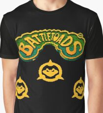3 BattleToads - 8bit Graphic T-Shirt