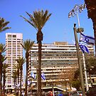 Hey Tel Aviv. by dher5