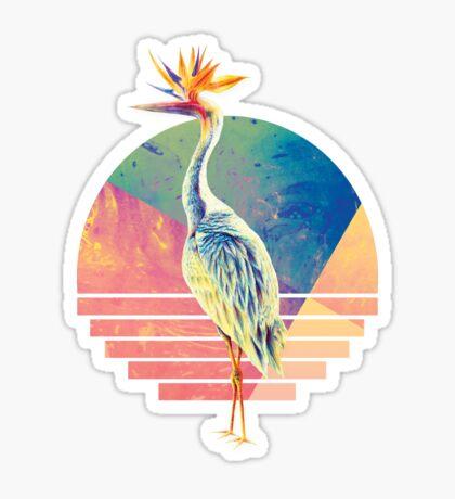Paradise 2.0 Sticker