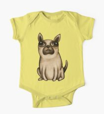 Puppy One Piece - Short Sleeve