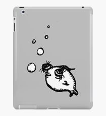Telescope Eye Fish iPad Case/Skin