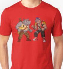 Bebop Rocksteady - Funny big print T-Shirt