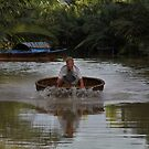 Vietnamese Boating by byronbackyard