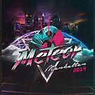 «Meteor Manhattan 2019 EP Obra» de meteormerch