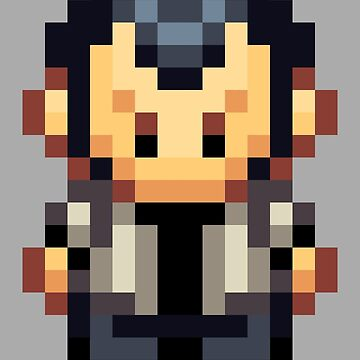 Norman Overworld Sprite by fourfourfour