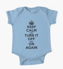 Keep Calm Kids Clothes