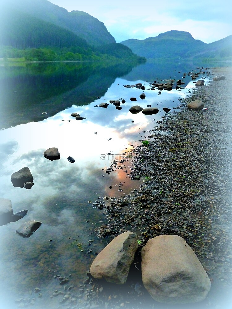 Loch Lubnaig by ©The Creative  Minds