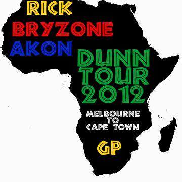 dUNn Tour 2012 by sungshintai