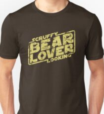 Scruffy Looking Bear Lover Unisex T-Shirt