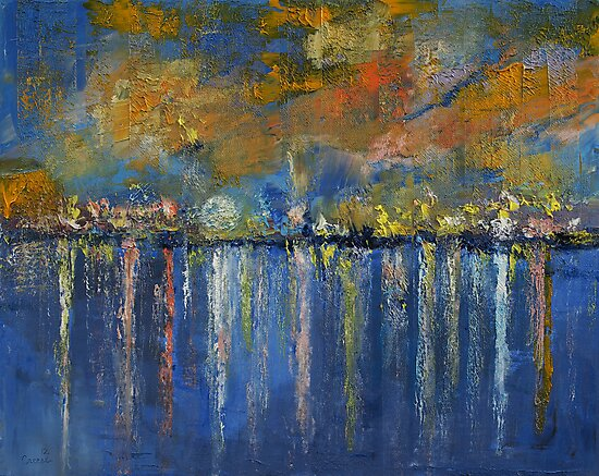 Nocturne by Michael Creese