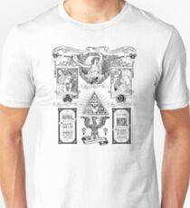 The Three Goddesses of Hyrule Geek Line Artly Unisex T-Shirt