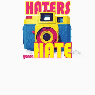 Haters Holga by wangry