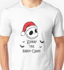 Nightmare Before Christmas - Sandy Claws T-Shirt