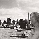 Gliding the Grave by Joshua Hoppock