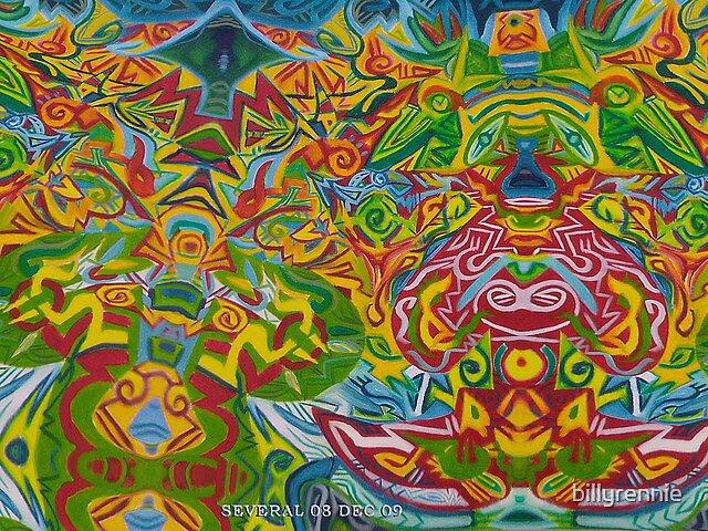 Tribal love by billyrennie
