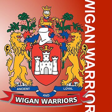 Wigan Warriors PiePhone Cover by Tokyokee