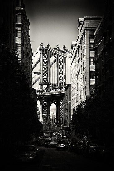 Manhattan Bridge by Photonook