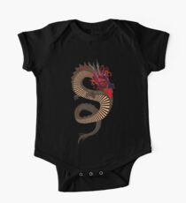 DRAGON INK One Piece - Short Sleeve