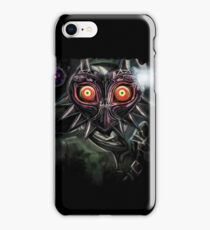 Legend of Zelda Majora's Mask Dark Link iPhone Case/Skin