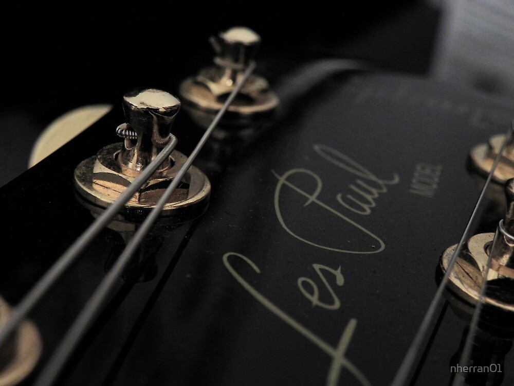 Les Paul # 1 by nherran01