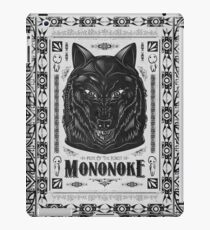 Pride of the Forest Wolf Mononoke Geek Line Artly iPad Case/Skin