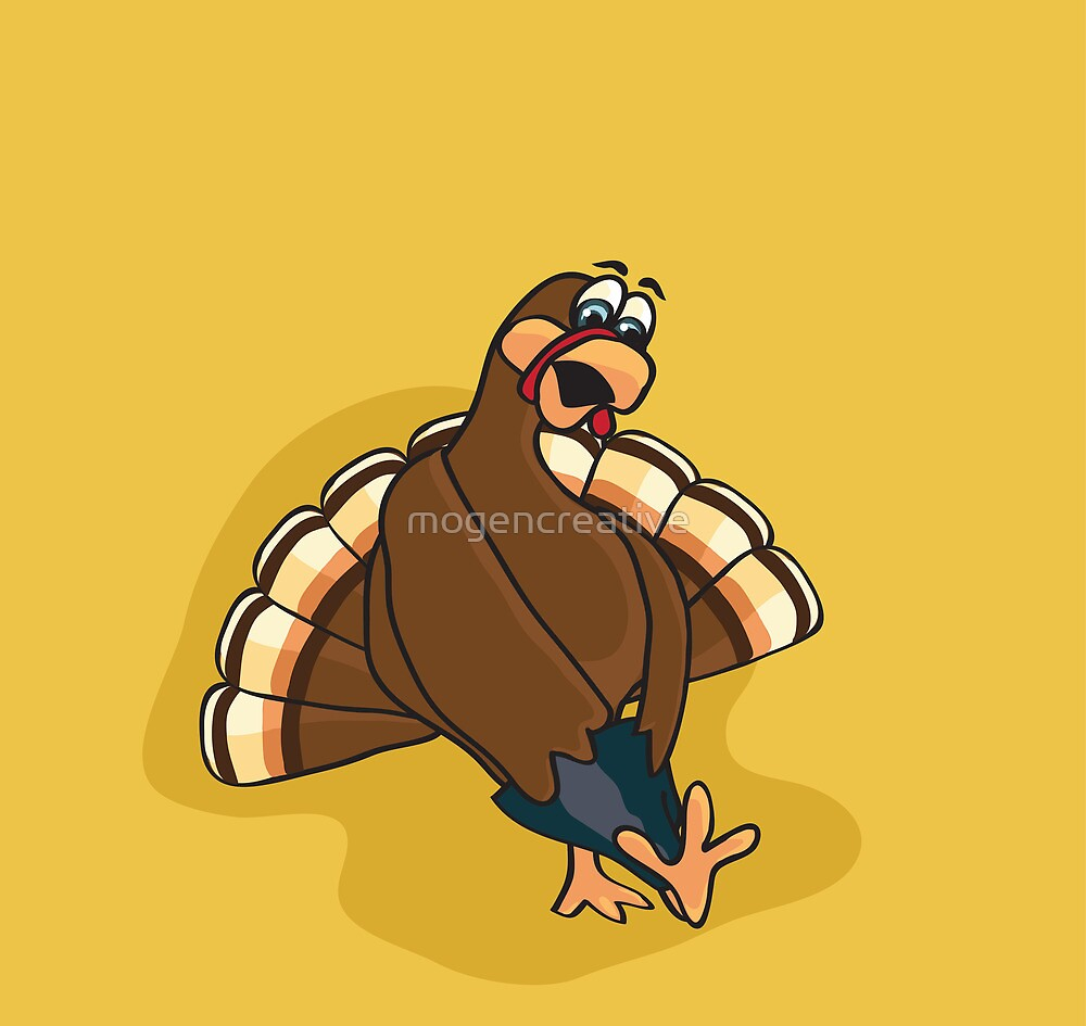 Turkey Dressing by mogencreative