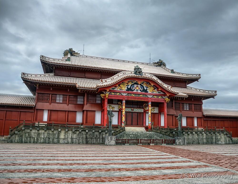 Shuri Castle by jswolfphoto