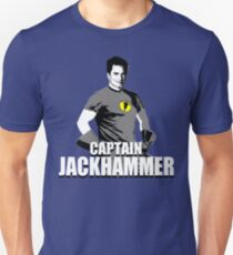 CAPTAIN JACKHAMMER T-Shirt