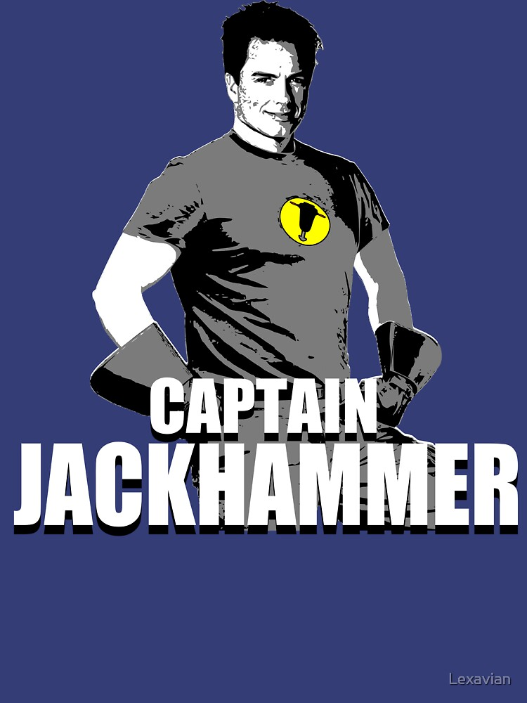 CAPTAIN JACKHAMMER by Lexavian