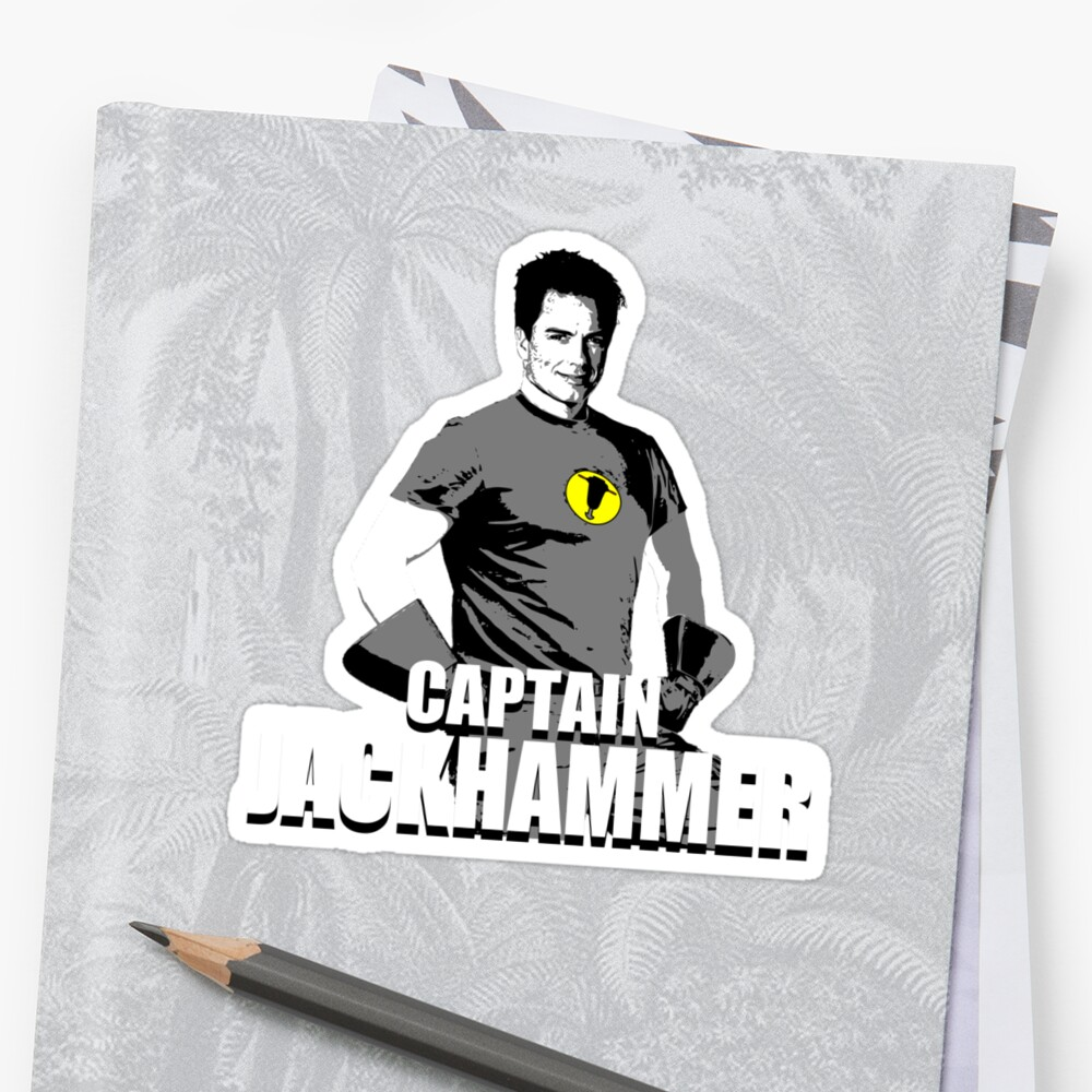 CAPTAIN JACKHAMMER by Lexavian